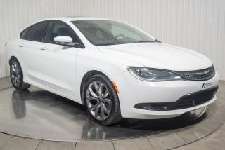 Used 2015 Chrysler 200 S Awd V6 Cuir Toit for sale in St-Hubert, QC