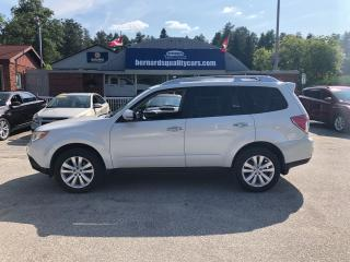 Used 2012 Subaru Forester X Limited for sale in Flesherton, ON