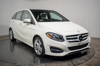 Used 2016 Mercedes-Benz B-Class B250 4MATIC CUIR TOIT PANO MAGS NAV for sale in St-Hubert, QC