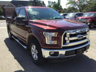 Used 2016 Ford F-150 XLT | 4X4 | Accident Free | Rear View Camera for sale in Harriston, ON