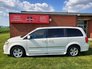 Used 2013 Dodge Grand Caravan Crew Plus for sale in London, ON