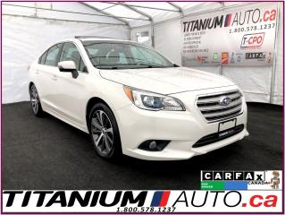 Used 2017 Subaru Legacy 3.6R Limited+GPS+EyeSight+Camera+Sunroof+Leather++ for sale in London, ON