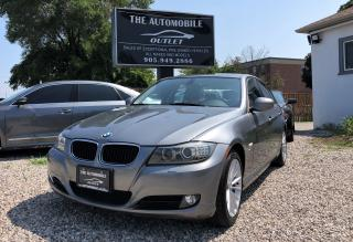 Used 2010 BMW 328xi 328i xDrive LOW KMS SUNROOF LEATHER for sale in Mississauga, ON