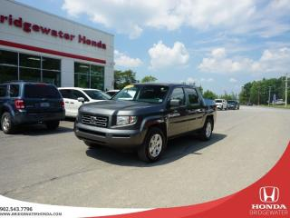 Used 2008 Honda Ridgeline EX-L - AWD - Almost New Tires! (high tread!) for sale in Bridgewater, NS