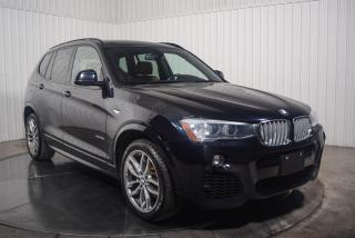 Used 2017 BMW X3 M PACK 28I XDRIVE CUIR TOIT NAV for sale in St-Constant, QC