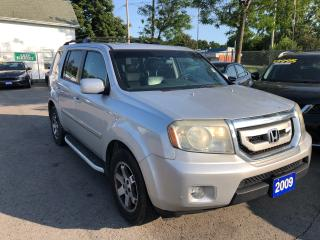Used 2009 Honda Pilot Touring, 7 Passengers for sale in St Catharines, ON