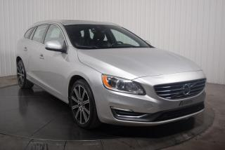 Used 2015 Volvo V60 T6 AWD CUIR TOIT MAGS CAMERA DE RECUL for sale in St-Hubert, QC