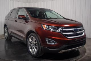 Used 2015 Ford Edge TITANIUM AWD CUIR for sale in St-Hubert, QC