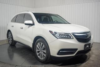 Used 2016 Acura MDX SH AWD CUIR TOIT MAGS NAV 7 PASSAGERS for sale in St-Hubert, QC