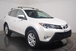 Used 2015 Toyota RAV4 LIMITED AWD for sale in St-Hubert, QC