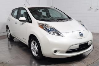 Used 2015 Nissan Leaf Sv Démo Mags Navi for sale in St-Hubert, QC