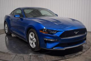 Used 2018 Ford Mustang Ecoboost A/c Mags for sale in St-Hubert, QC