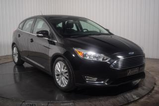Used 2015 Ford Focus TITANIUM HATCH MAGS CUIR NAV for sale in St-Hubert, QC