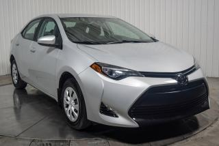 Used 2017 Toyota Corolla CE GROUPE ÉLECTRIQUE for sale in St-Hubert, QC