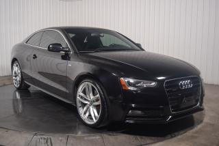 Used 2015 Audi A5 TECHNIK S-LINE QUATTRO CUIR TOIT NAV MAG for sale in St-Hubert, QC