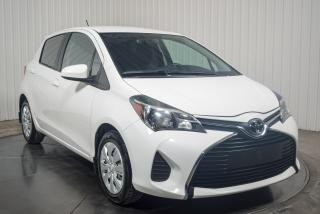 Used 2015 Toyota Yaris LE HATCH A/C BLUETOOTH for sale in St-Hyacinthe, QC