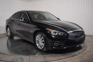 Used 2017 Infiniti Q50 Premium Awd 3.0t for sale in St-Hubert, QC