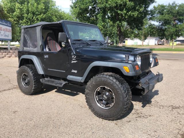 2000 Jeep TJ Sport