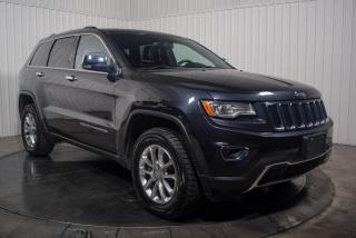 Used 2016 Jeep Grand Cherokee Ltd 4x4 Cuir Toit for sale in St-Hubert, QC