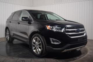 Used 2016 Ford Edge Titanium Cuir Toit for sale in St-Hubert, QC