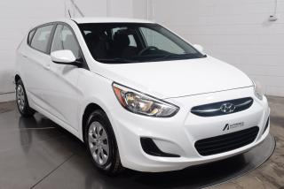 Used 2016 Hyundai Accent HATCH for sale in St-Hubert, QC