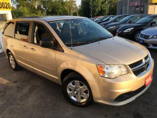 Used 2013 Dodge Grand Caravan SXT/ FULL STOW & GO/ POWER WINDOWS/ LOADED! for sale in Scarborough, ON