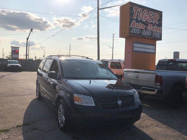 2010 Dodge Grand Caravan SE**STOWNGO**ALLOYS**TOUCH SCREEN**AS IS SPECIAL