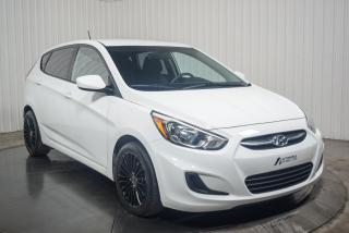 Used 2016 Hyundai Accent Gl Hatch A/c Mags for sale in St-Hubert, QC