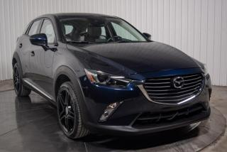 Used 2018 Mazda CX-3 GT AWD for sale in St-Hubert, QC