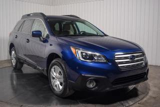 Used 2016 Subaru Outback 2.5I AWD AUTOMATIQUE for sale in Île-Perrot, QC