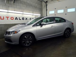 Used 2015 Honda Civic EX TOIT OUVRANT MAGS CAMERA A/C MANUELLE CRUISE for sale in St-Eustache, QC