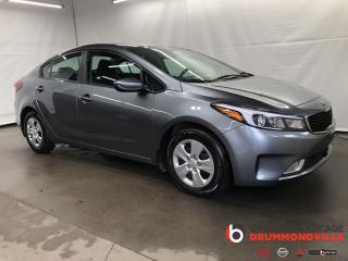 Used 2017 Kia Forte LX Plus for sale in Drummondville, QC