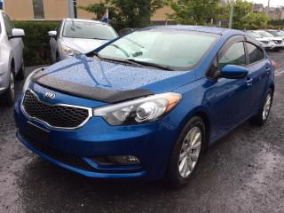 Used 2014 Kia Forte LX for sale in Drummondville, QC