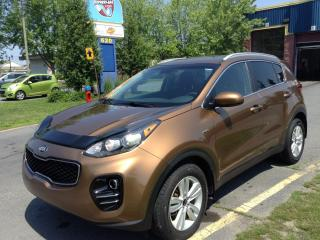 Used 2017 Kia Sportage LX for sale in Drummondville, QC