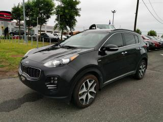 Used 2018 Kia Sportage SX TURBO for sale in Drummondville, QC