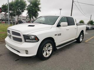 Used 2017 RAM 1500 SPORT for sale in Drummondville, QC