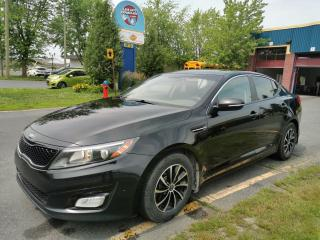 Used 2014 Kia Optima LX for sale in Drummondville, QC