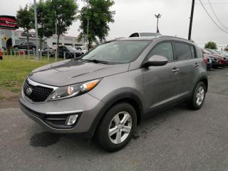 Used 2015 Kia Sportage LX for sale in Drummondville, QC