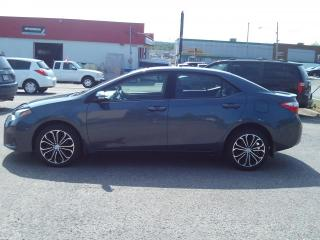 Used 2014 Toyota Corolla Berline 4 portes CVT S for sale in Ancienne Lorette, QC