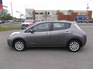 Used 2015 Nissan Leaf Hayon 4 portes SV for sale in Ancienne Lorette, QC