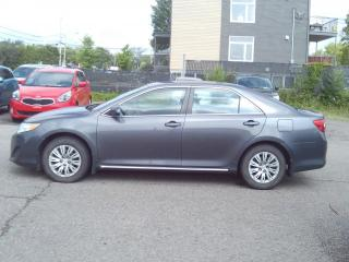 Used 2014 Toyota Camry Berline 4 portes, 4 cyl. en ligne, boîte for sale in Ancienne Lorette, QC