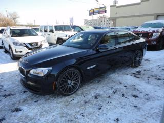 Used 2014 BMW 7 Series à vendre 750i XDrive MSport Heads Up Nav for sale in Laval, QC