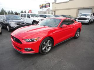 Used 2016 Ford Mustang Fastback V6 Démarreur Camera BT for sale in Laval, QC