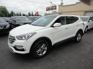 Used 2018 Hyundai Santa Fe Sport SE AWD Cuir Toit Pano Technologie for sale in Laval, QC