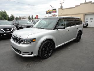 Used 2019 Ford Flex Limited AWD Cuir GPS Cam 7Pass a vendre for sale in Laval, QC