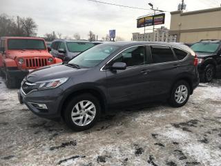 Used 2016 Honda CR-V EX-L à vendre AWD Cuir Toit Démarreur for sale in Laval, QC