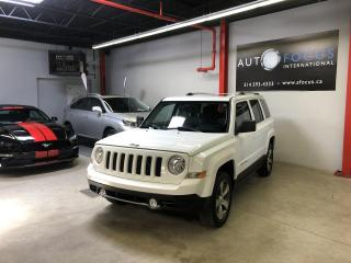 Used 2016 Jeep Patriot HIGH ALTITUDE, 4X4, INT., EN CUIR, TOIT for sale in Montréal, QC