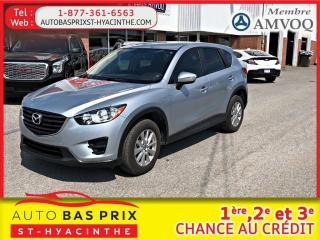 Used 2016 Mazda CX-5 GX for sale in St-Hyacinthe, QC