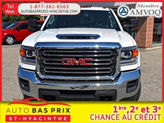 Used 2018 GMC Sierra 2500 for sale in St-Hyacinthe, QC