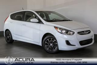 Used 2014 Hyundai Accent GL for sale in Ste-Julie, QC